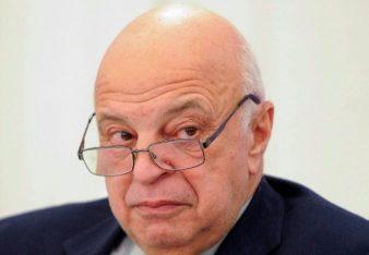 Nógrádi György biztonságpolitikai szakértő. MTI Fotó: Czimbal Gyula